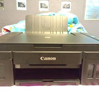 เครื่องปริ้น canon pixma G2010